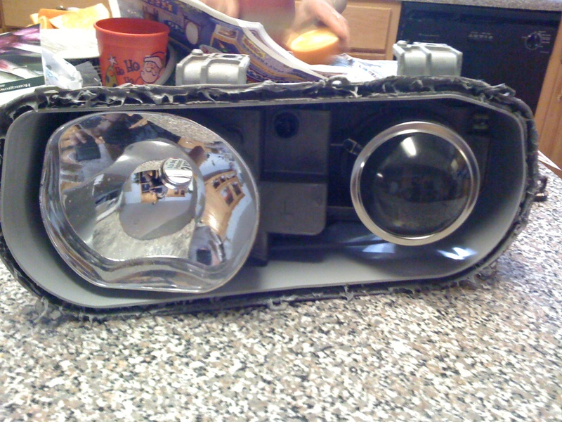 acura watch halo integra headlights custom